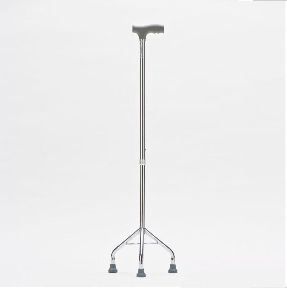 Трости для инвалидов трехопорные